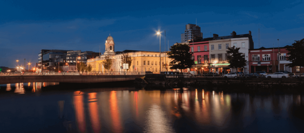 THE FIVE MOST IMPORTANT FACTS ABOUT THE CITY OF CORK