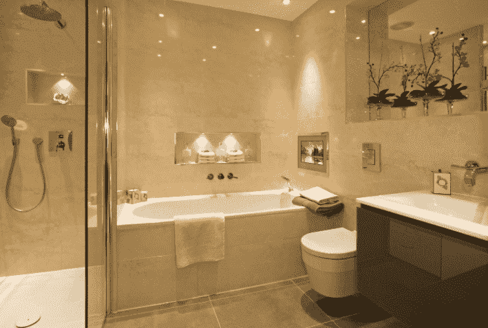 BATHROOMS AND SHOWERS SERVICES